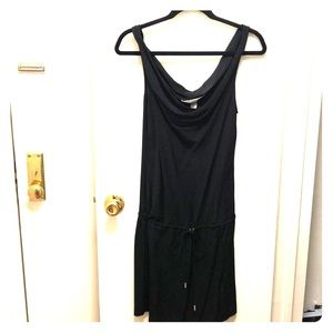 DVF Little Black Dress, 100% Silk, Size 12